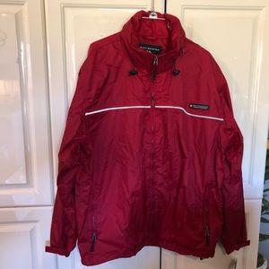 NWT Misty Mountain Men's Quantum Rain Jacket - XL